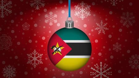 mozambique: christmas in mozambique