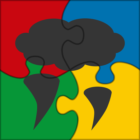 twister: puzzle icon twister