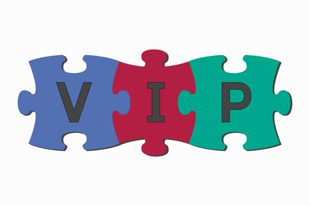 cooperate: word puzzle pieces vip