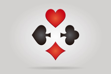 jack of hearts: poker icon