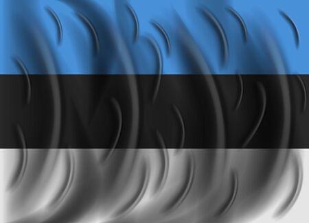 estonia: estonia wind flag