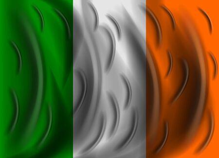 ireland flag: ireland wind flag