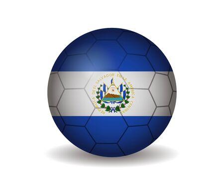 el: el salvador soccer ball