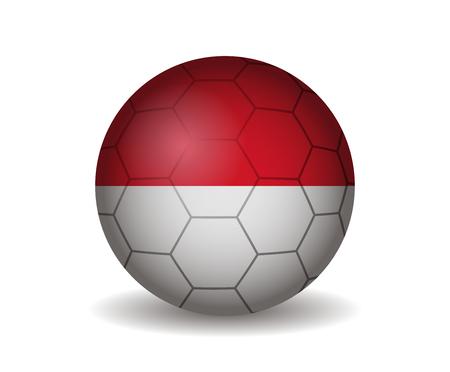 league of nations: monaco soccer ball