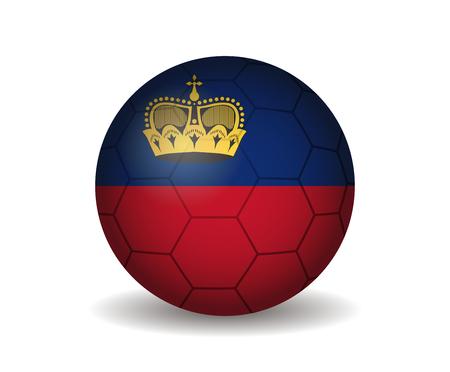liechtenstein: liechtenstein soccer ball