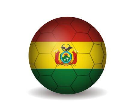 bolivia: bolivia soccer ball