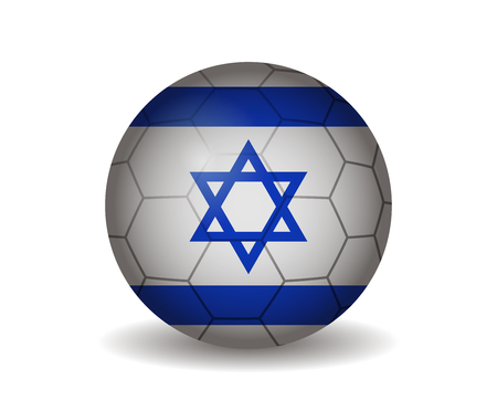 league of nations: israel soccer ball