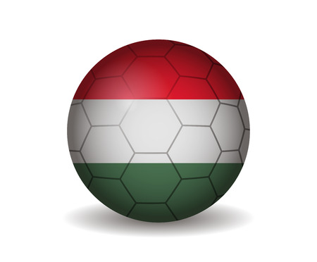 league of nations: hungary soccer ball