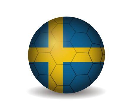 league of nations: sweden soccer ball