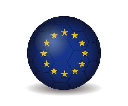 european: european union soccer ball