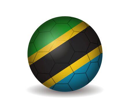 tanzania: tanzania soccer ball
