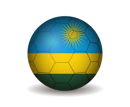 kickball: rwanda soccer ball