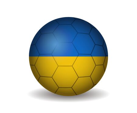 emblem of ukraine: ukraine soccer ball