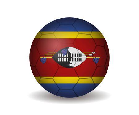 swaziland: swaziland soccer ball
