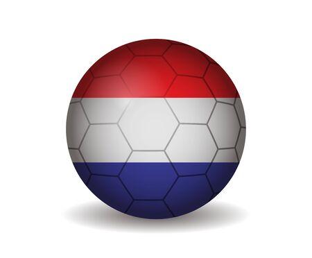 kickball: netherlands soccer ball