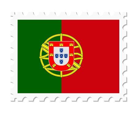 bandera de portugal: bandera de sello de Portugal
