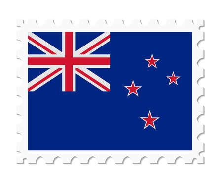 bandera de nueva zelanda: bandera de sello de Nueva Zelanda