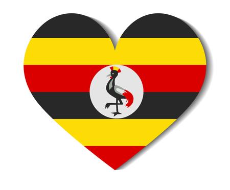 Heart flag uganda royalty free cliparts vectors and stock heart flag uganda royalty free cliparts vectors and stock illustration image 61329866 sciox Choice Image