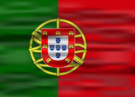 bandera de portugal: bandera realista portugal