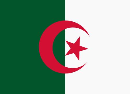 algeria: flag of algeria