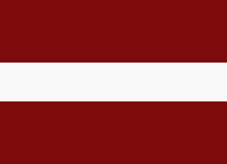 latvia: flag of latvia