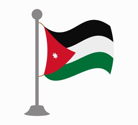 jordan: jordan flag mast