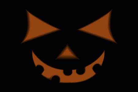 halloween background: halloween pumpkin silhouette background