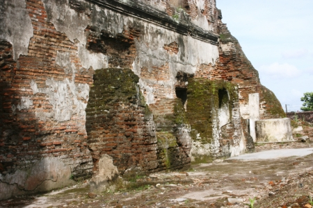 ancient relics: Tamansari watercastle one of the sites relics of ancient kingdom of Mataram Yogyakarta, became the nation
