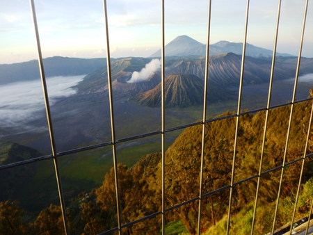 Mount Bromo National Park, east Java, Indonesia photo