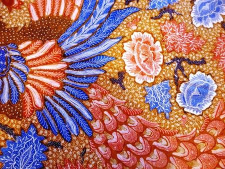 ジャワ クドゥス, 中部ジャワ, インドネシアのバティック シームレスなパターン 写真素材 - 28879768