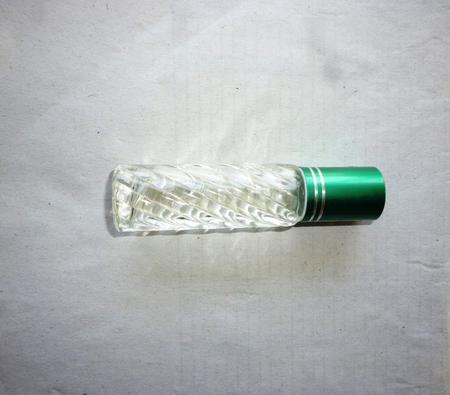 parfum: men parfum bottle on wgite background