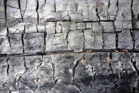 ebon: Classic black coal teak texture or background
