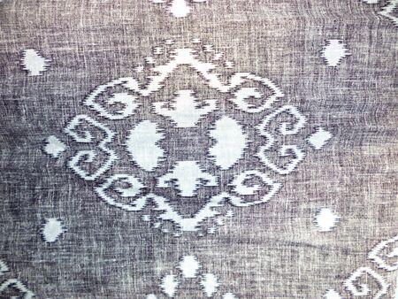 batik: Batik fabric suitable for use as a background in design.