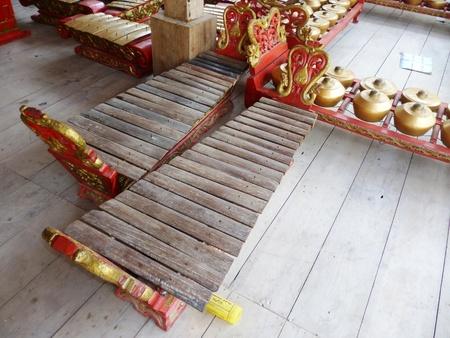 gamelan: Gamelan Music Instrument