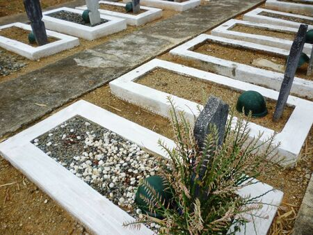 soldiers: Indonesian Soldiers Grave Editorial
