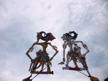 khanon: shadow puppets under the sky