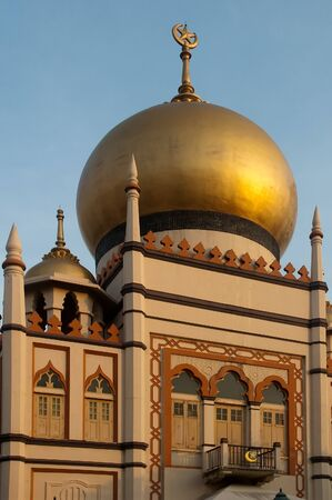 Built in 1824, the Sultan Mosque or Masjid Sultan is one of the oldest and most important mosques in Singapore.