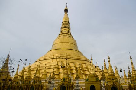Considered the holiest site in Myanmar, the Shwedagon Pagoda is thought to house the hairs of the Buddha.