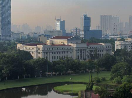 The National Museum of the Philippines in Ermita, Manila