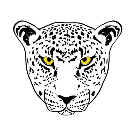 instinct: Yellow eyes cheetah