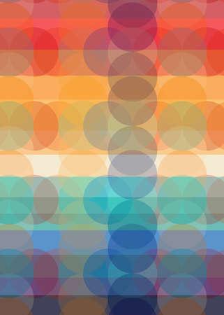 backgorund: circles Abstract backgorund