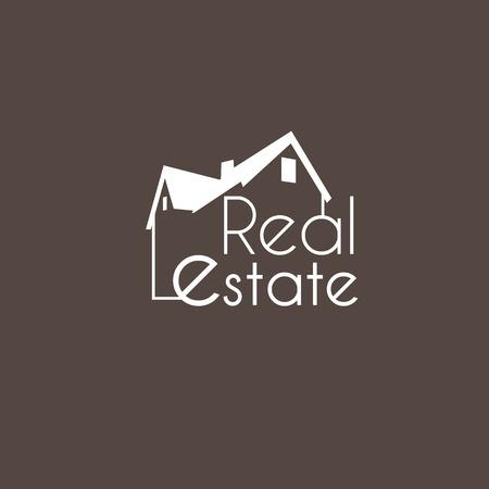 Brown Real estate logo