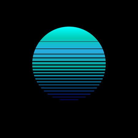 Moon light background