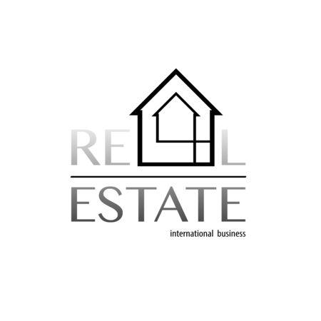 Real Estate elegant logo