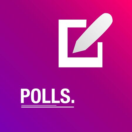 polls: Polls for the election background