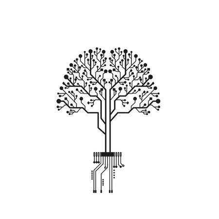 Tree circuit technology background