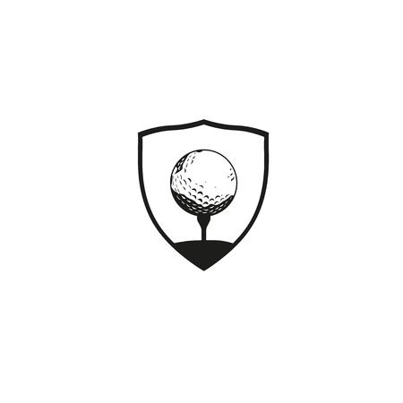 ゴルフコンペ ポスターの背景