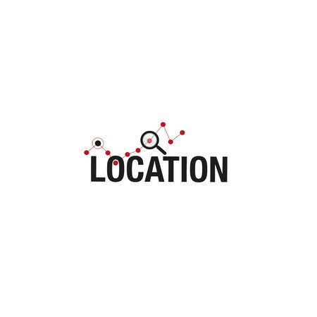 Locate your business graphic
