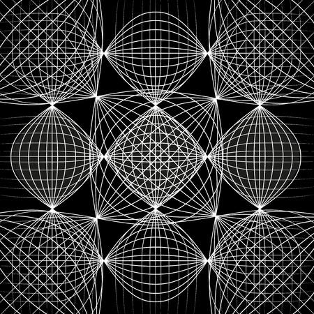 インターネット ネットワーク抽象的な背景