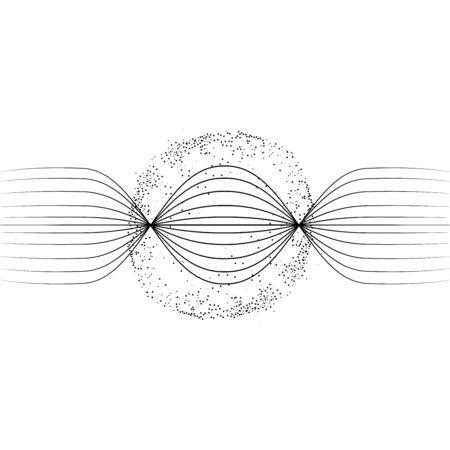 黒の空間データ情報旅行を抽象化します。